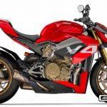 Ducati StreetFighter V4 ภาพใหม่