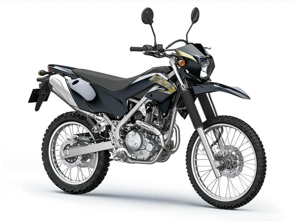 Kawasaki KLX 230 2019