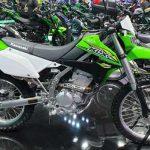 Kawasaki KLX250 2019 ภาพราคาผ่อนดาวน์
