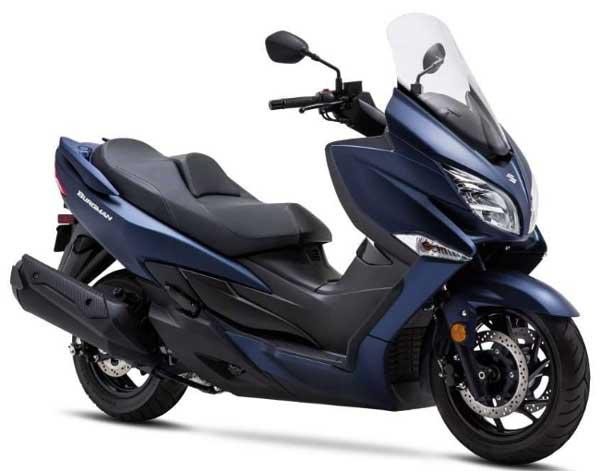 Suzuki Burgman 400 ABS 2019