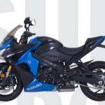 GSX-S1000F Suzuki Bigbike 2019 ภาพ