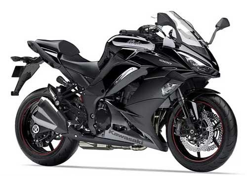 Ninja 1000 New ราคา664,000 บาท