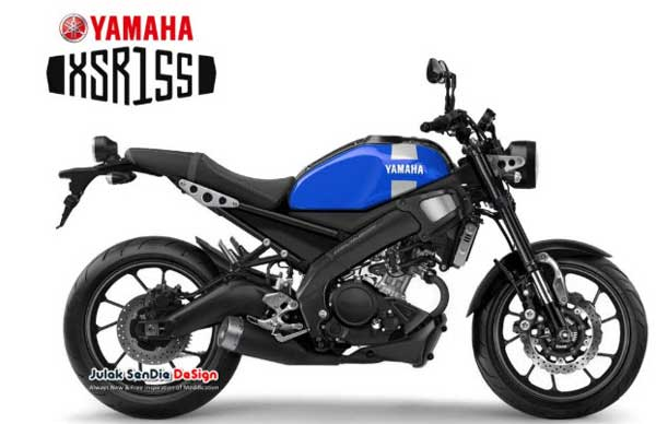 ราคา New Yamaha XSR155