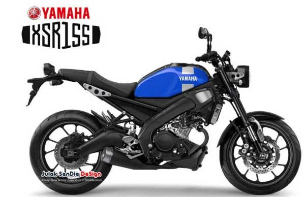 ราคาNew Yamaha XSR155