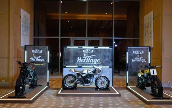 Yamaha-XSR155แต่ง