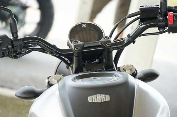 Yamaha XSR155แต่ง