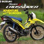 รถมอไซค์Suzuki Raider J Crossover 2020