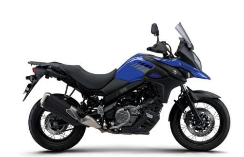 Suzuki V Strom 650 XT 2020