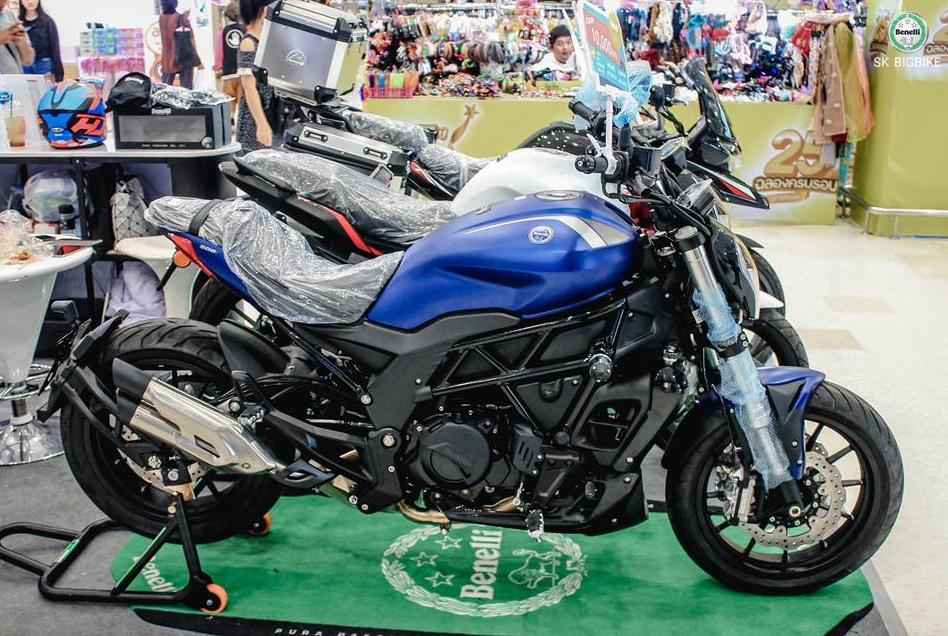 Benelli 502C  2020