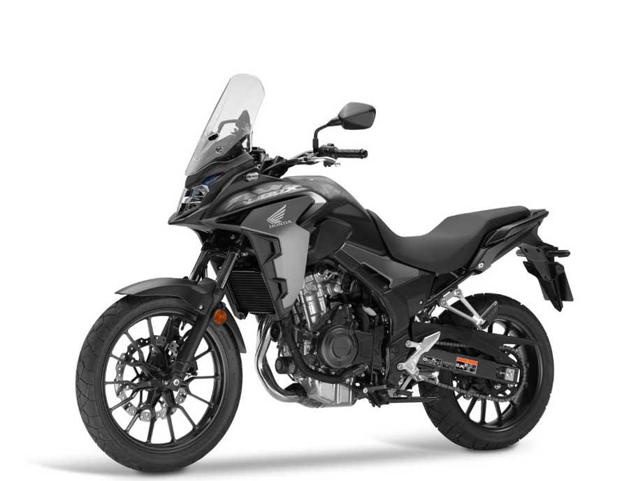 Honda CB500X เครื่องยนต์ : 4 จังหวะ 2 ลูกสูบ