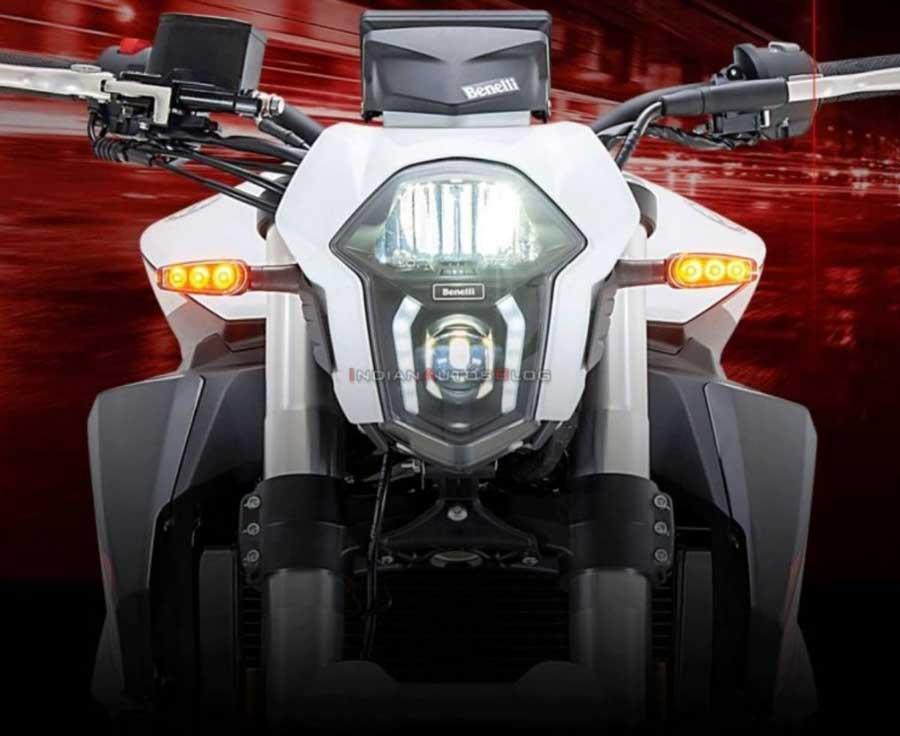 Benelli TNT 600i 2020