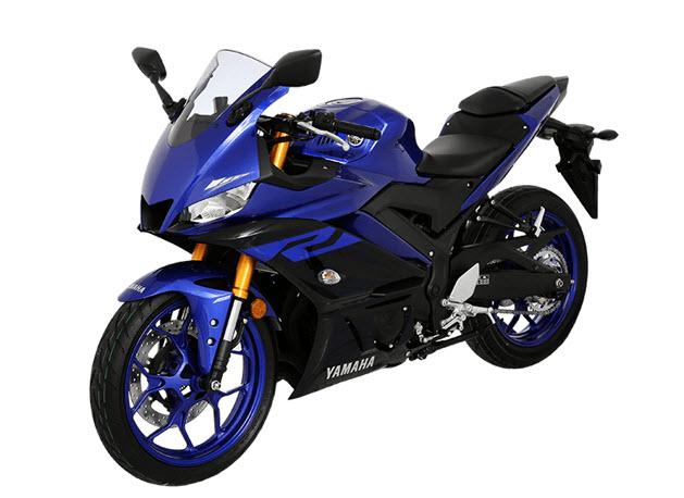 Yamaha YZF-R3 ในปี 2020
