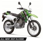 โมตาดวิบาก20212021 Kawasaki ALL-NEW KLX300 & KLX300SM