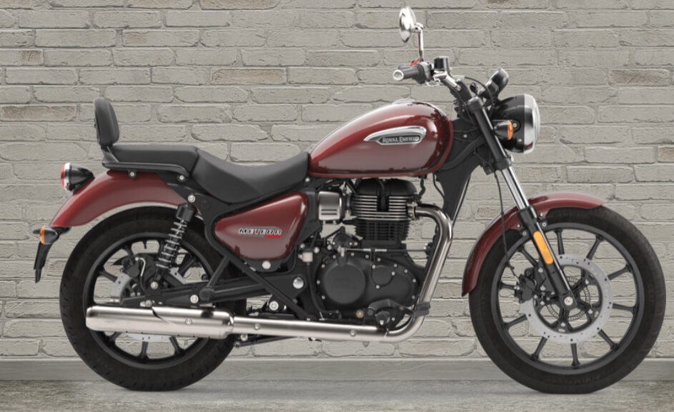 Royal Enfield Meteor 350 2020-2021