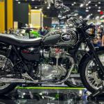 Kawasaki Meguro K3  ในงาน Motor Expo 2020