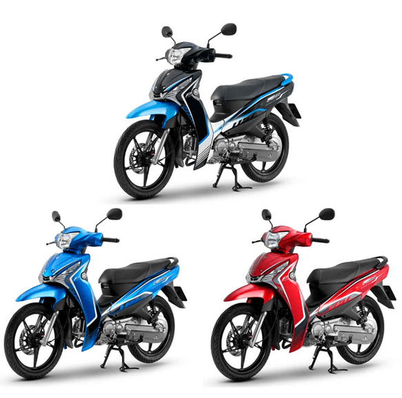 New Yamaha FINN ราคา มอไซค์