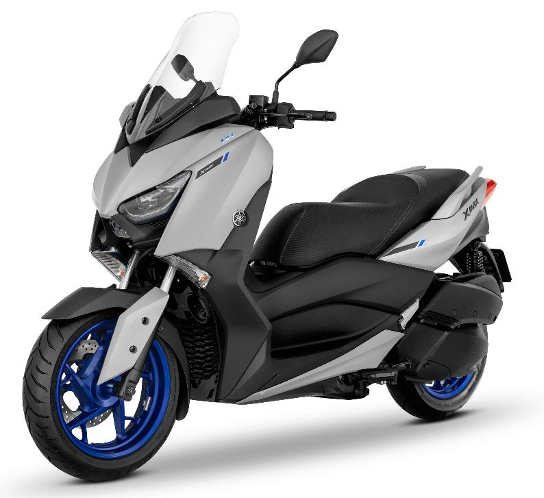 Yamaha Xmax300 2021 สี ราคา ตาราง ผ่อน ดาวน์ ใหม่