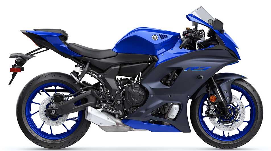 2022 R7ราคา Yamahaเข้าใจวัยรุ่นสปอร์ตผู้ชอบบิ๊กไบค์ทรงนี้