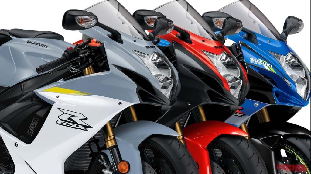 2022 Suzuki R600